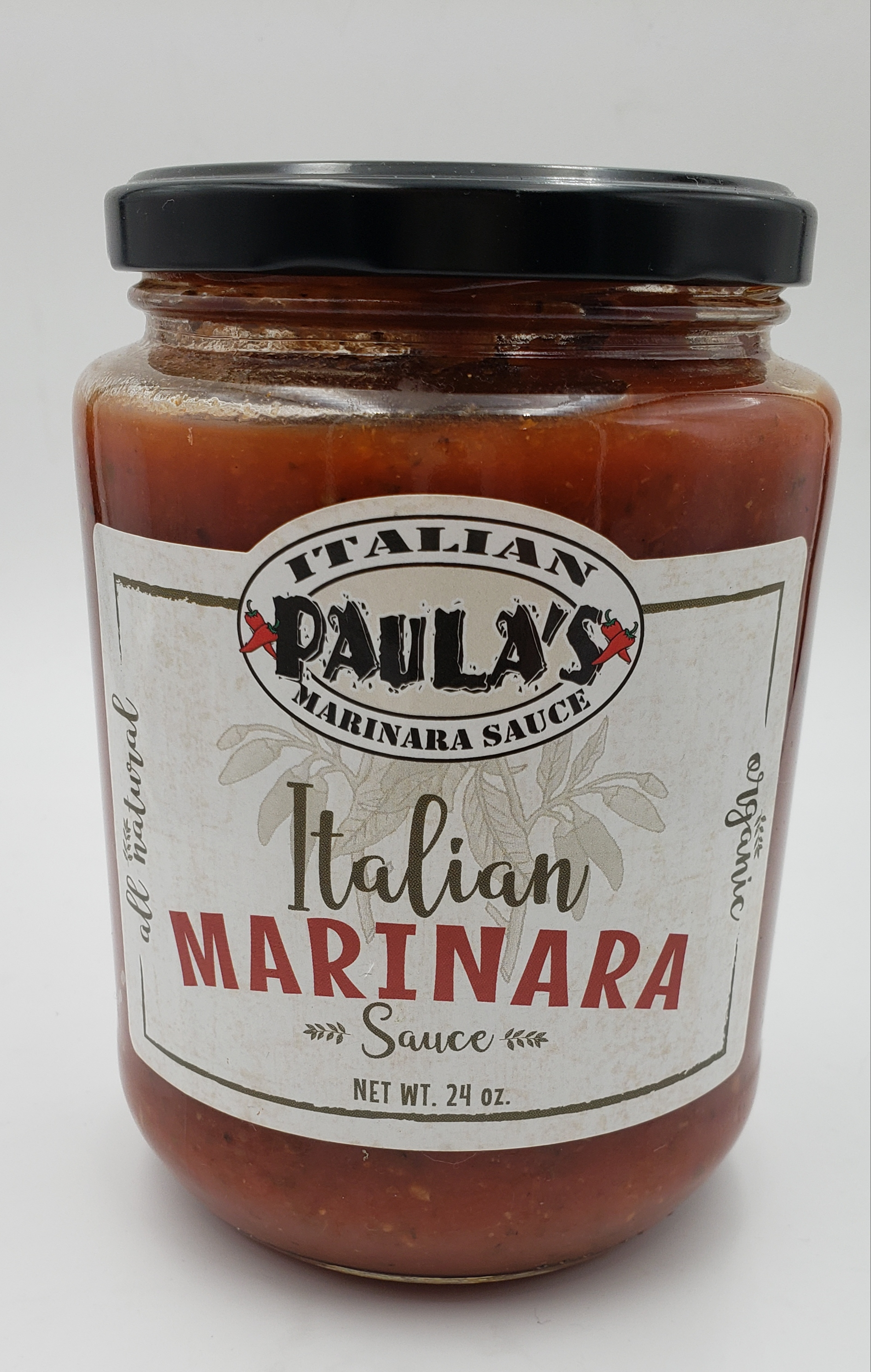 Homemade Italian Marinara Sauce - Shop